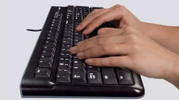 LOGITECH K120 Business Tastatur