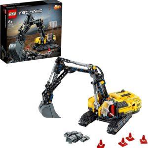 Lego 42121 Hydraulikbagger post
