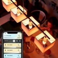 Philips Hue White 2x E14 LED-Lampe