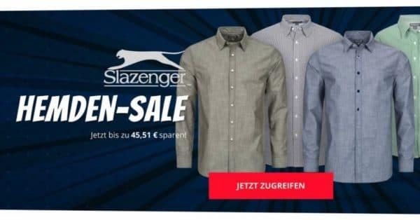Sportspar Slazenger Blusen und Hemden