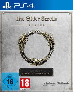 The Elder Scrolls Online inkl. Morrowind PlayStation 4