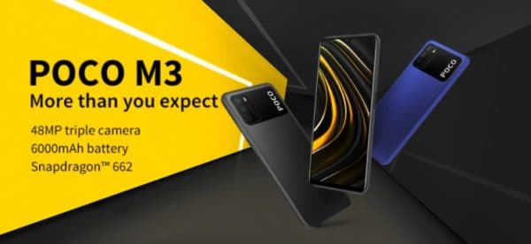 Xiaomi Poco M3 Smartphone