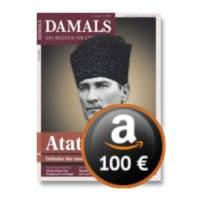 Zeitschrift Damals Jahresabo