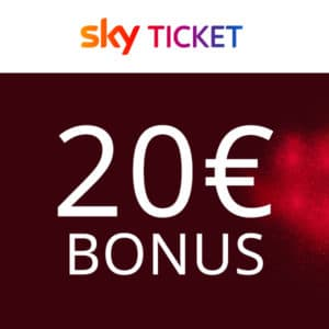 💥 Bundesliga + F1 ⭐️ Sky Supersport: 12 Monate eff. 9,16€ mtl. (Account-Sharing 2 Zugängen + 20€ Bonus)