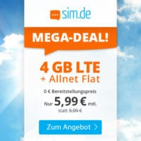 20210412 simde NL Mega Deal 4GB 5 99 Himmel 500x500px