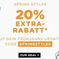 20% Rabatt auf über 6.000 Artikel bei Engelhorn