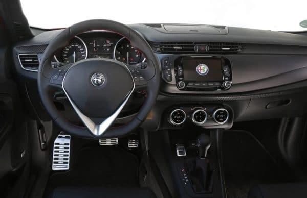 Alfa Romeo Giulietta Sportlin