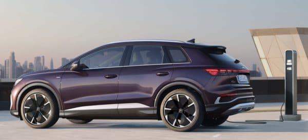 Audi Q4 e tron 3