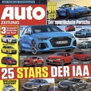 Auto Zeitung Halbjahresabo