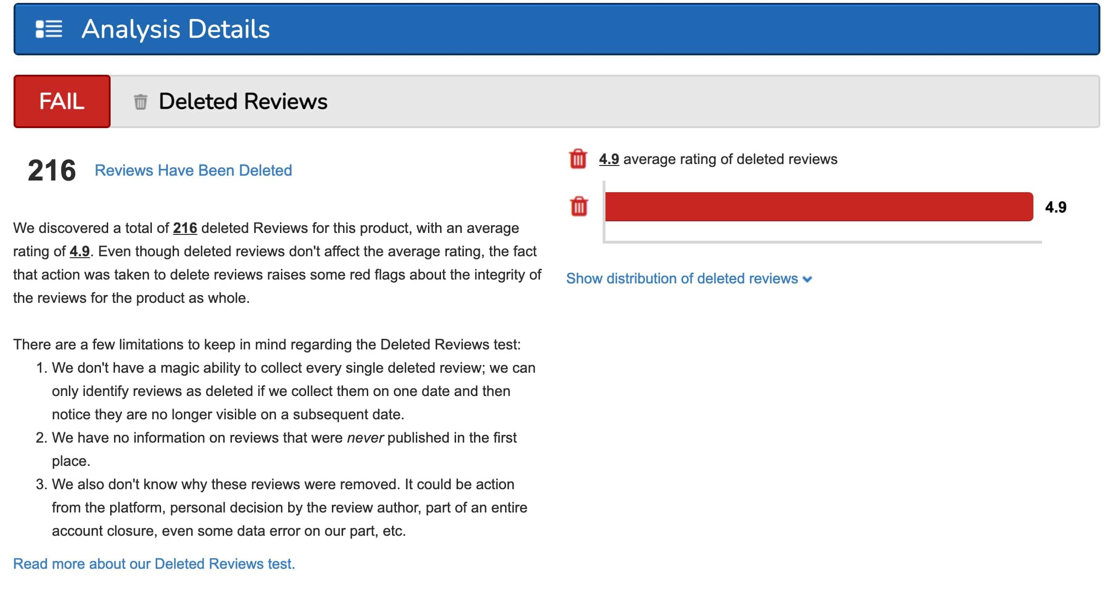 Elegiant Smartwatch Beispiel reviewmeta geloeschte Reviews