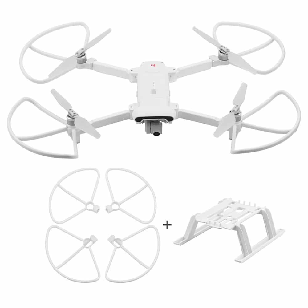 Fahrwerk Requisiten Schutz Kits f r FIMI X8 SE 2020 Quick Release Drone H he Extender.jpg Q90.jpg