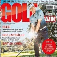 Golf Magazin im Jahresabo