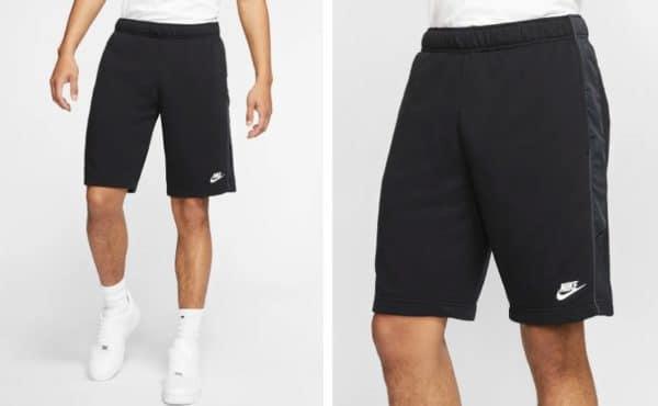 Herrenshorts aus French-Terry Nike Sportswear