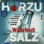 """Jahresabo der """"Hörzu"""" für 125€ + bis zu 115€ Prämie"""