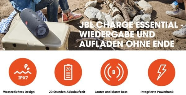 JBL Charge Essential Bluetooth Bluetooth Lautsprecher  Amazon.de Elektronik 2021 04 07