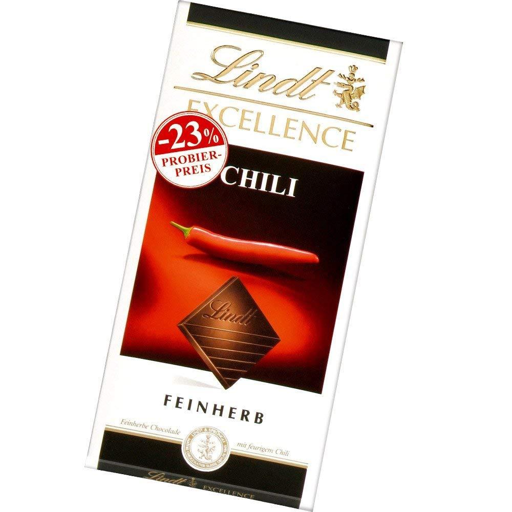 Lindt Chili Bitter