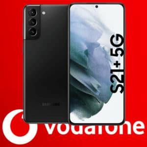 Galaxy S21 Plus 5G für 49€ + Vodafone Allnet mit 18GB LTE für 34,99€ mtl.