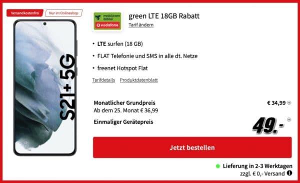 MM s21 Plus MD Vodafone