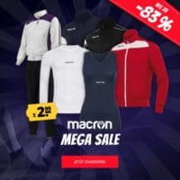 Macron MEGA SALE bei Sportspar