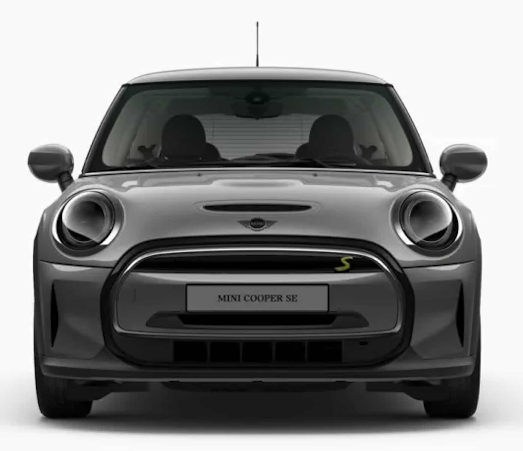 Mini Cooper SE MeinAuto Front