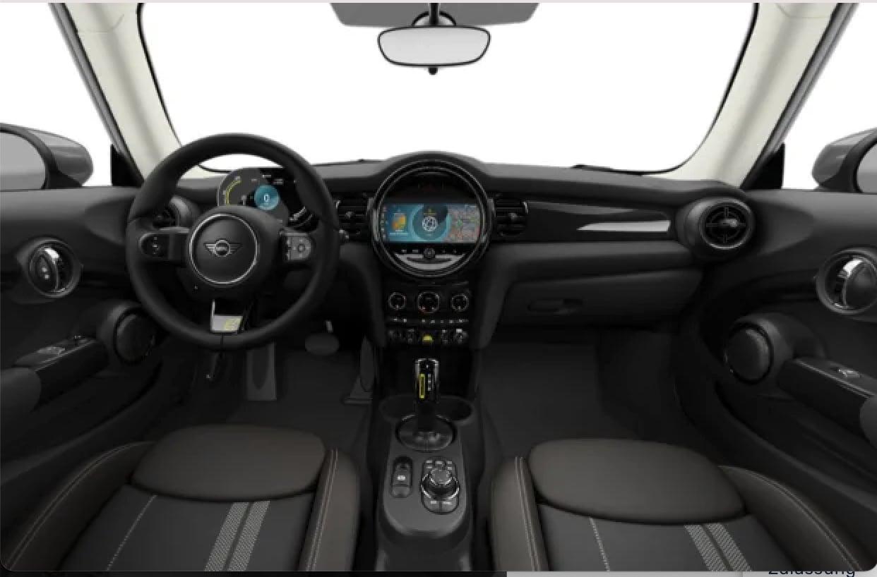 Mini Cooper SE MeinAuto Innen