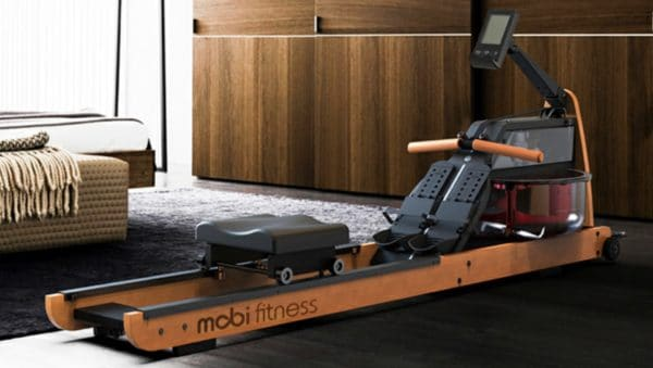 Mobifitness Rudergeraet aus Holz 2