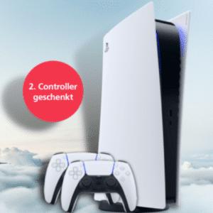 Sofort lieferbar! 🎮 PlayStation 5 (Digital Edition) im o2 Free mit 20GB LTE für 42,99€ mtl.
