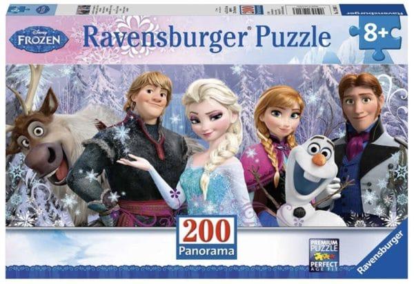 Ravensburger Kinderpuzzle 12801   Arendelle im ewigen Eis   200 Teile Amazon.de Spielzeug 2021 04 13