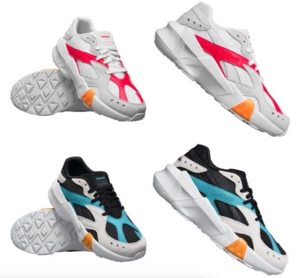 Reebok x Gigi Hadid Aztrek Double 93 Sneaker