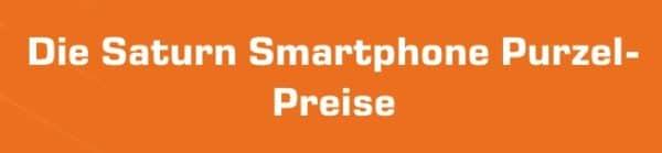 Saturn mit neuen Smartphone Deals