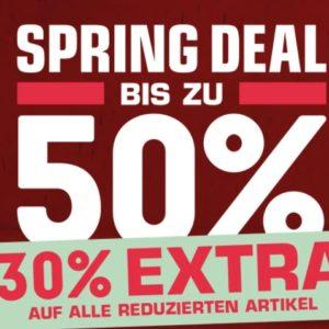 Sneaker 👟🤩 Nike Air, Adidas & mehr 👉 30% Gutschein auf den Sale bei Snipes