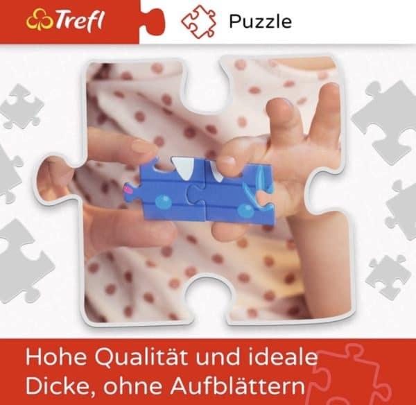 Trefl 27105  Puzzle Ansicht von Barcelona 2000 Teile Spanien Premium Quali fuer Kinder ab 12 Jahren Amazon.de Spielzeug 2021 04 13 1