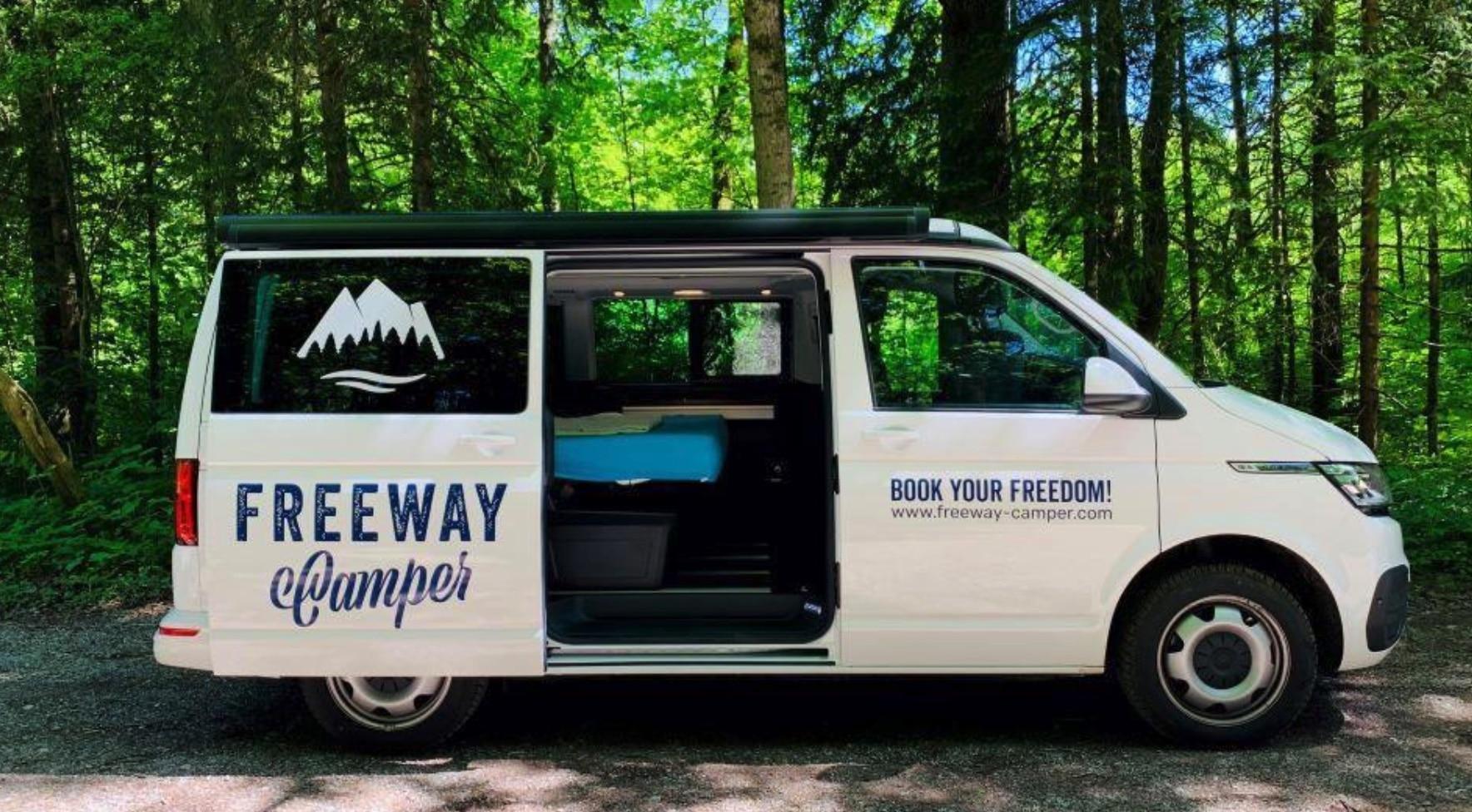 VW T6 freeway camper