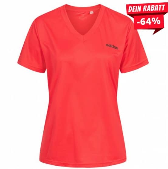adidas D2M Solid Damen T-Shirt FL3629