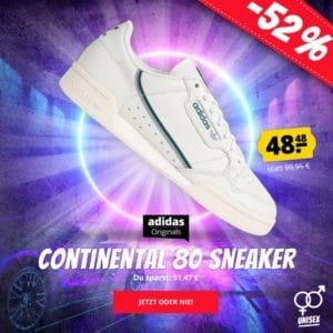 adidas Originals Continental 80 Unisex Sneaker