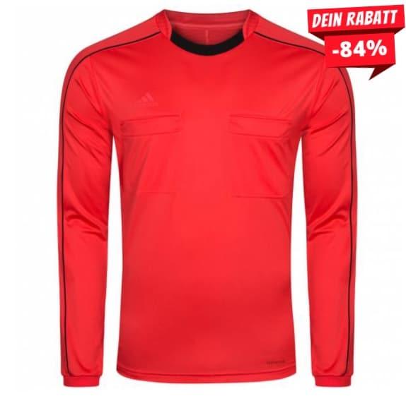 adidas Referee Herren Langarm Schiedsrichter Trikot AJ5918