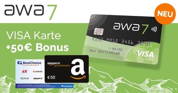 awa7 bonus deal uebersicht