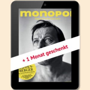 monopol als E Paper