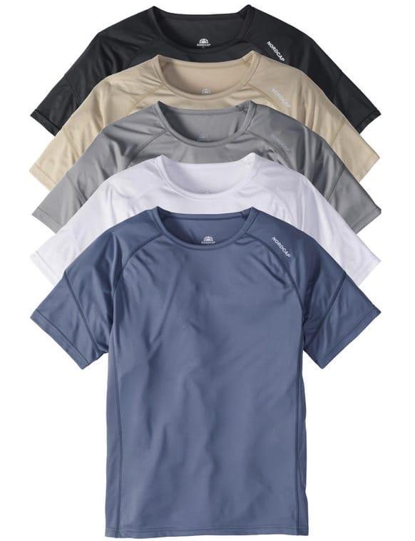 5er Pack Nordcap Funktions-Shirt