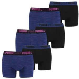 6er Pack Puma Boxershorts bei Mybodywear