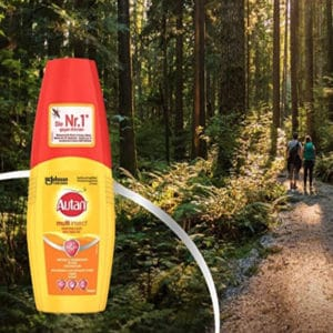 Autan Multi Insect Pumpspray