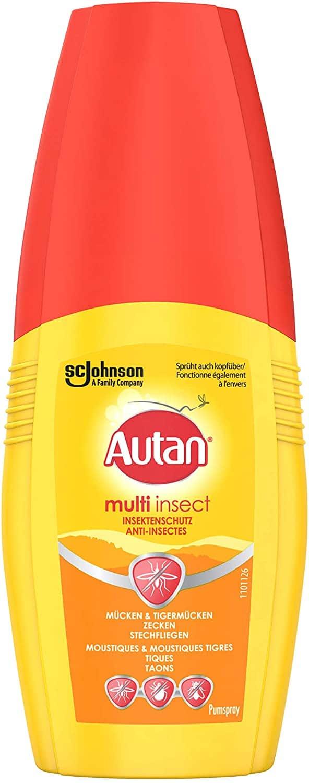 Autan Multi Insect Pumpspray 100ml