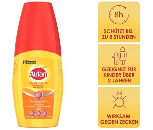 Autan Multi Insect Spray