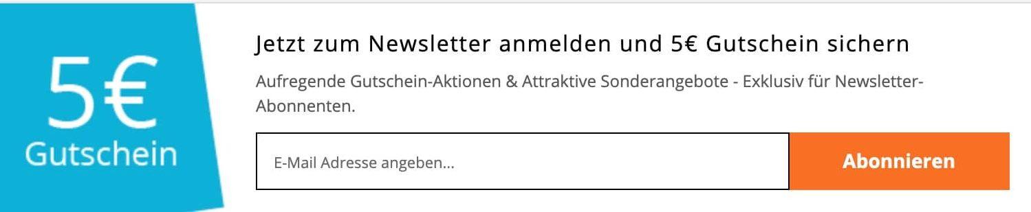 Newsletter elektronik-star.de