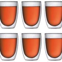 Bodum pavina 6-teiliges Gläser-Set