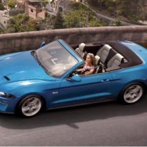 Ford Mustang V8 GT 5.0 Cabrio  2