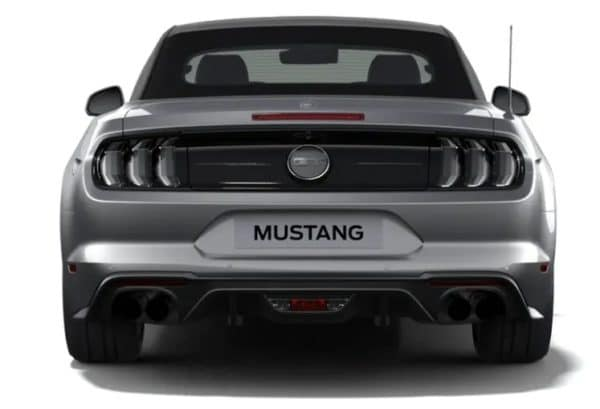 Ford Mustang V8 GT 5.0 Cabrio  3