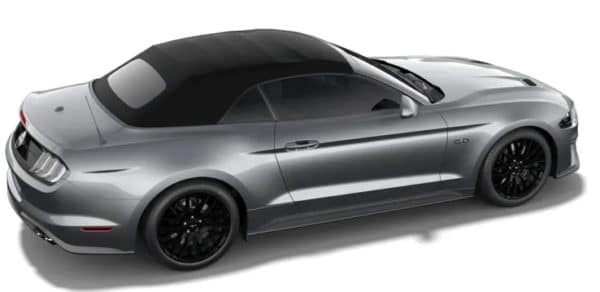 Ford Mustang V8 GT 5.0 Cabrio  4
