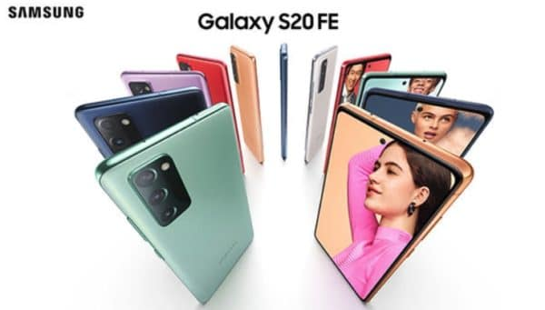 Galaxy S20FE