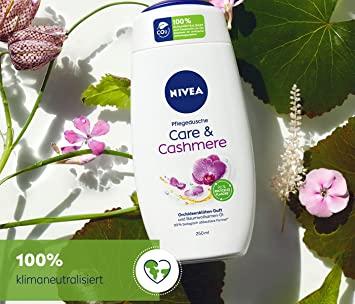 NIVEA Care  Cashmere Pflegedusche